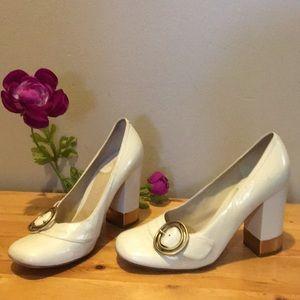 Chloé Leather Heels Size 36 1/2